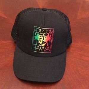 Volcom Hawaii trucker hat